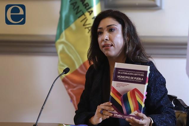 Mayoría LGBTTTI dice que sufre discriminación en Puebla
