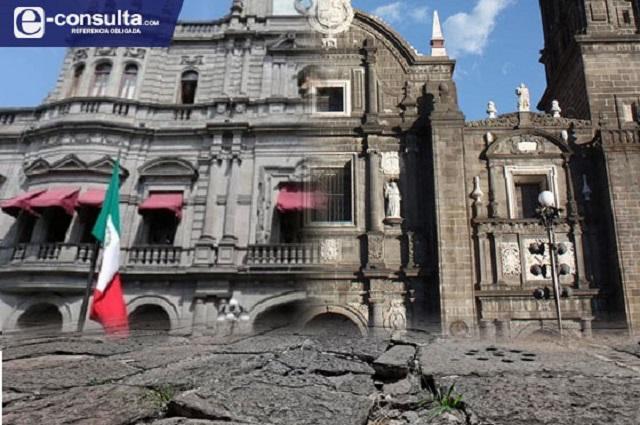 Responsabilizan a INAH de vigilar daños en Catedral por la Capilla Sixtina