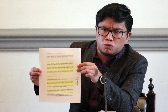 Sanción del IEE, intento de mordaza: ayuntamiento de Puebla