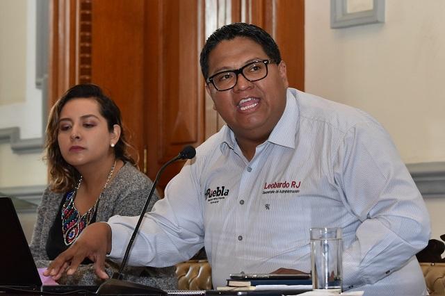 Marchas contra Claudia Rivera son azuzadas, señala Comuna