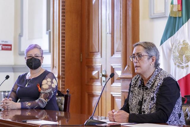 Novios o esposos, principales agresores de mujeres en Puebla