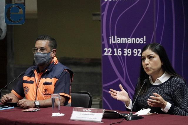 Más clausuras en Puebla capital por incumplir medidas sanitarias