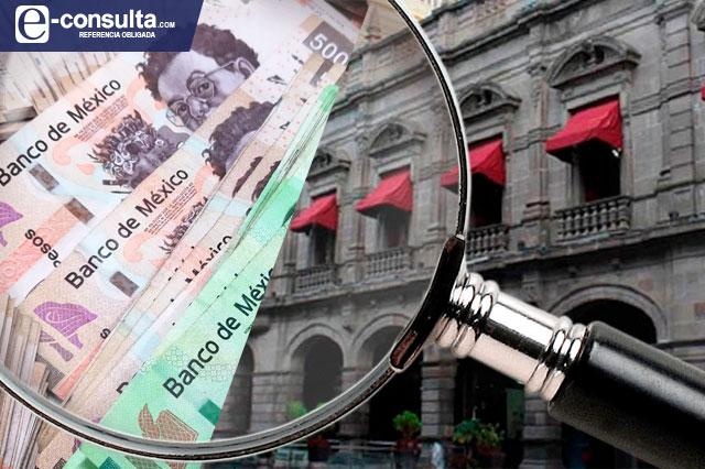 Más de 2 mil mdp tiene Puebla capital sin gastar al cierre de año