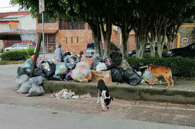 Ayuntamiento de Juan Galindo intentó tirar su basura en Chiconcuautla