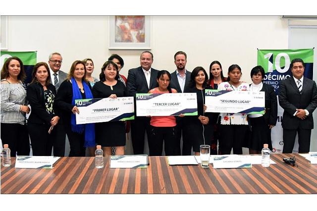 Comité de La Paz representará a Puebla en concurso nacional de contraloría social