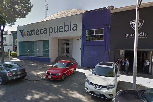 Apaga su señal TV Azteca Puebla tras 20 años de transmisiones