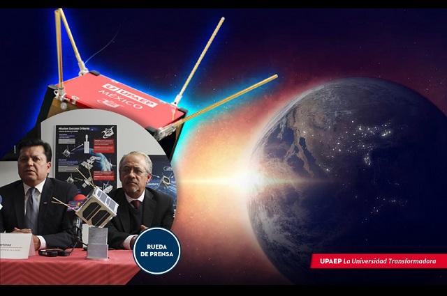AztechSat-1 reveló potencial de la industria aeroespacial: Upaep