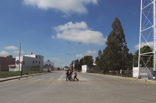 Reabren circulación en Bulevar Carmelitas
