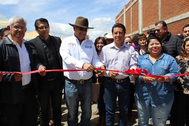 Nuevo Centro de Apoyo CADER de Sagarpa en Ciudad Serdán