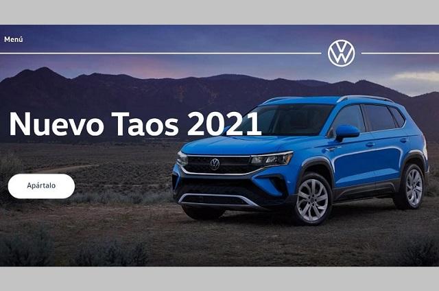 Arranca preventa de la VW Taos poblana desde 450 mil pesos