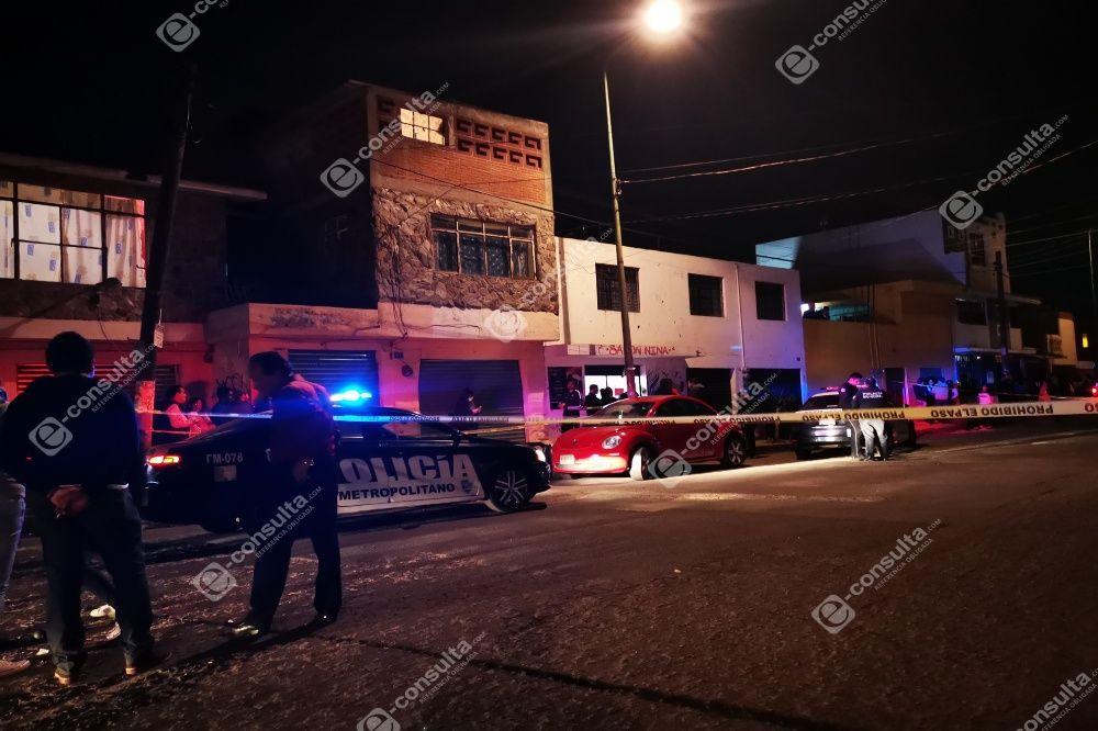 Muere mujer tras violento asalto en estética de Puebla