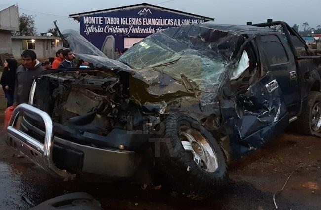 Choque deja un muerto y 12 lesionados en la Amozoc- Nautla
