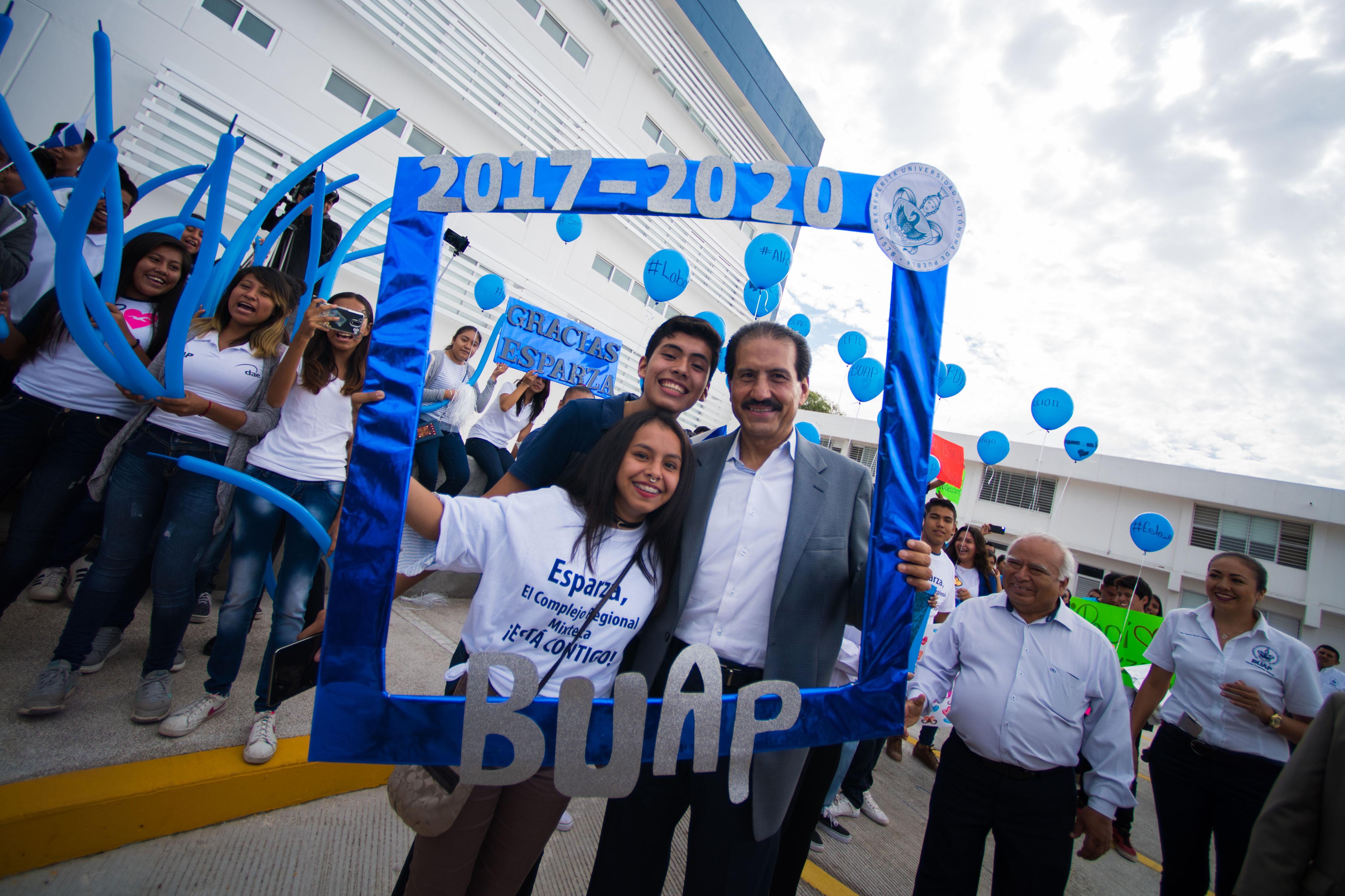 Con nuevo multiaulas en Chiautla de Tapia, BUAP avanza proyecto regional