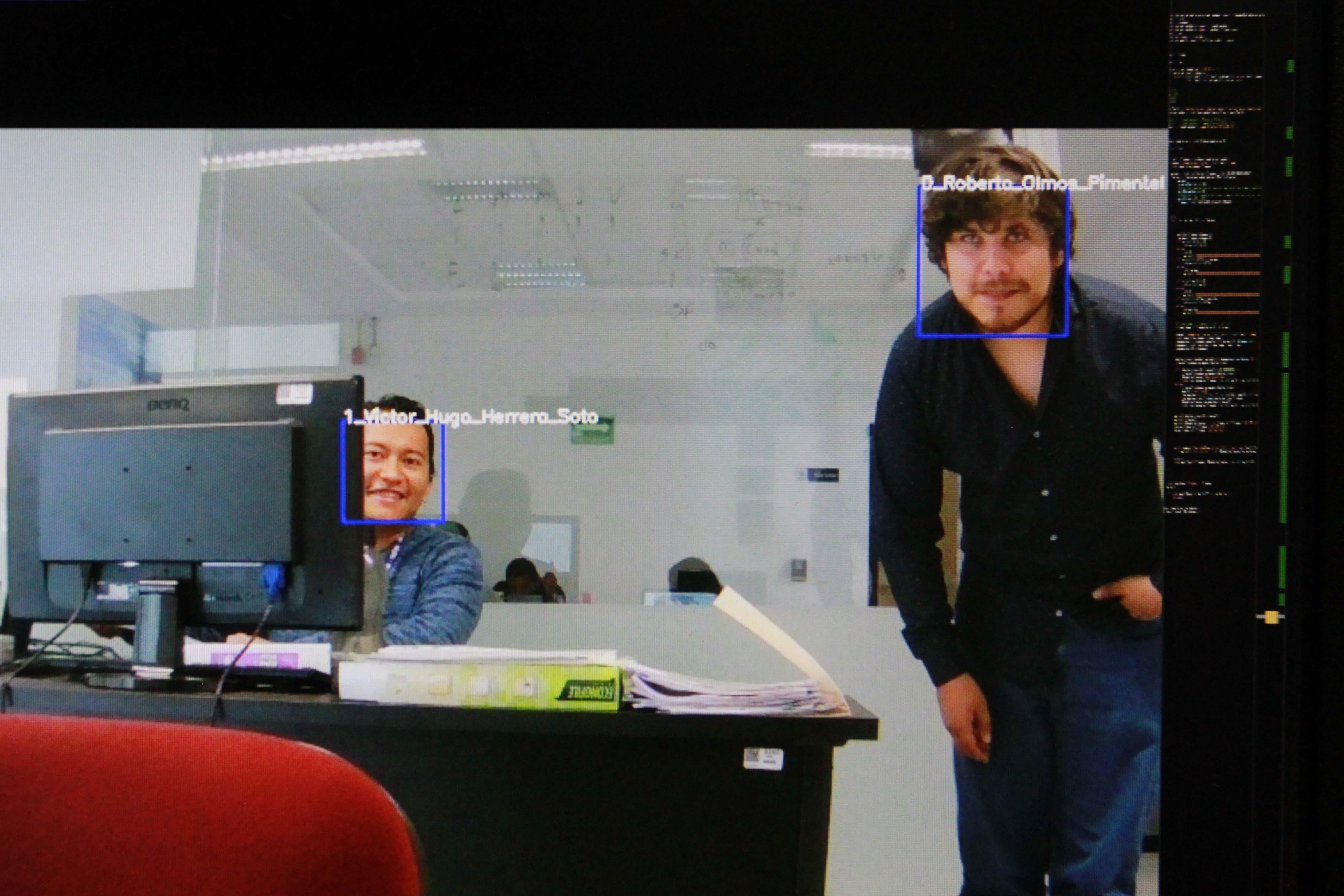 En Supercómputo BUAP diseñan sistema para reconocer rostros