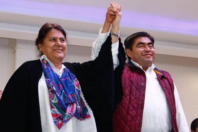 Promete Barbosa destapar deuda de RMV en primer día de gobierno