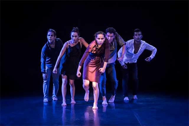 Con la pieza Babel celebra XV aniversario compañía Bruja Danza
