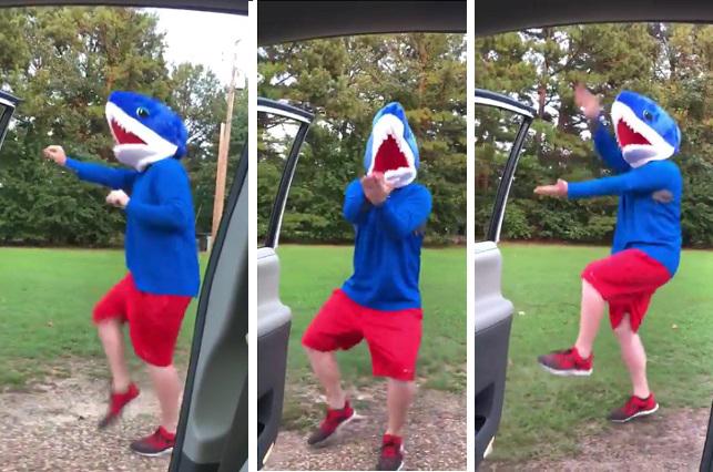 Sacan su niño interior y se viraliza el baby shark challenge