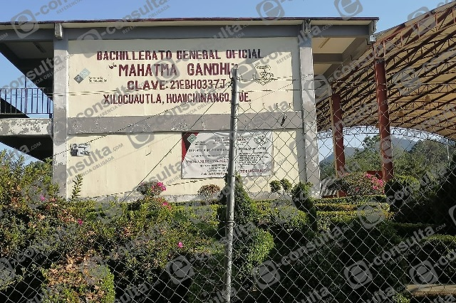 Saquean bachillerato de Xilocuautla, roban computadoras y pantallas