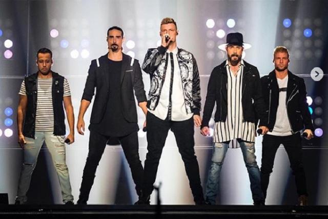 Tras 20 años, los Backstreet Boys están de vuelta y lideran la lista Bilboard