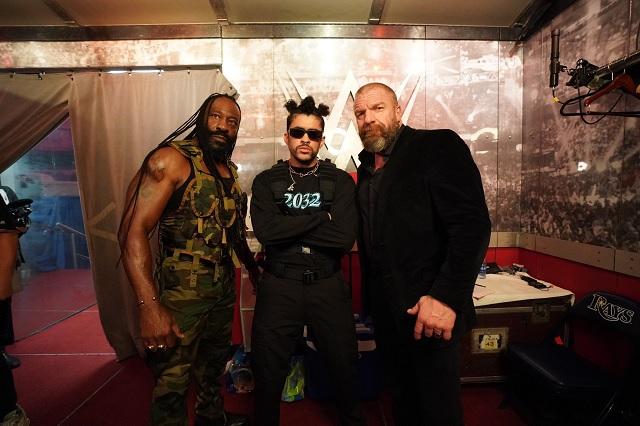 Bad Bunny prepara nueva aparición en Wrestlemania...¡como luchador!