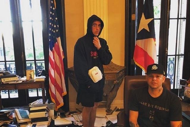 Residente y Bad Bunny hablan con gobernador de Puerto Rico