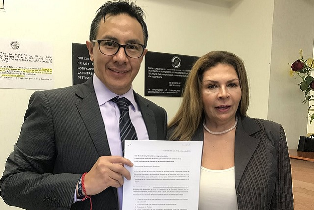 Ahora López Badillo va por CNDH tras su paso polémico en Puebla