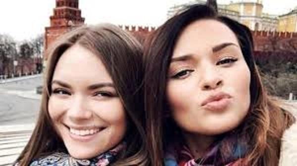 La hermana de Irina Baeva cautiva redes sociales por su belleza