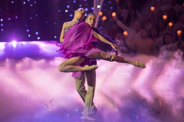 Bailando por un Sueño rinde tributo a víctimas del sismo