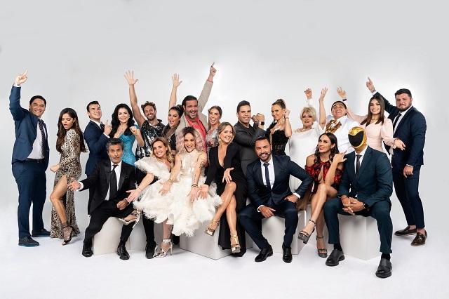 Estas son las 8 parejas de Las estrellas bailan en HOY