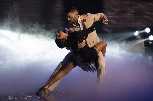 Montserrat Yescas y Adrián Di Monte los ganadores de Bailando por un sueño