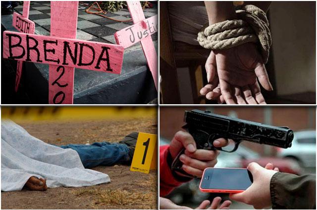 Bajan asesinatos y corren a jefes policiacos de Puebla y Huejotzingo