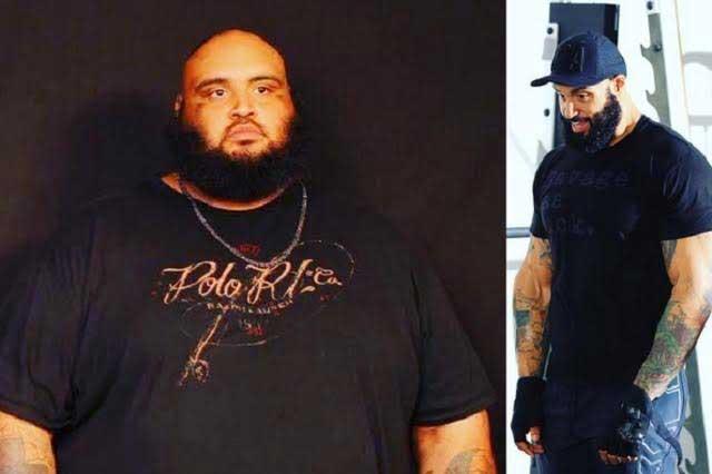 Hombre que perdió casi 140 kilos revela su secreto para lograrlo