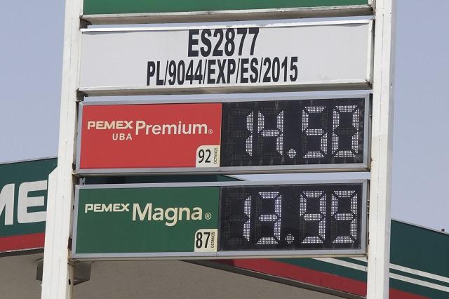 Precio de gasolina regresará al de inicio del 2020: Profeco