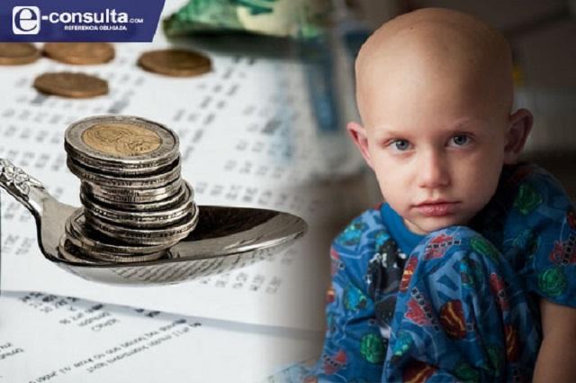 Cae dinero y crecen muertes por cáncer infantil en Puebla