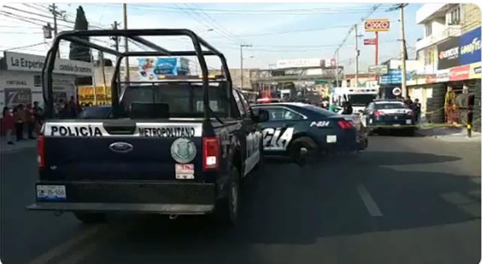 Acribillan a dueño de talachería en Puebla y dejan a tres heridos