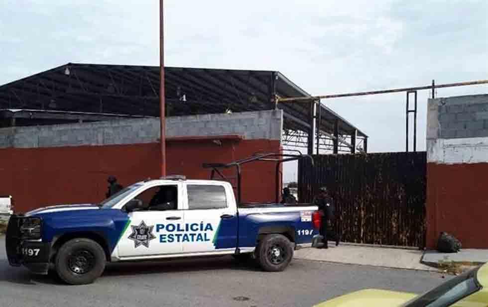 Bala perdida mata a un estudiante en patio de secundaria en Reynosa