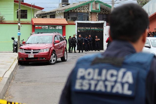 Cesan a policías de la SSP por reprobar control de confianza