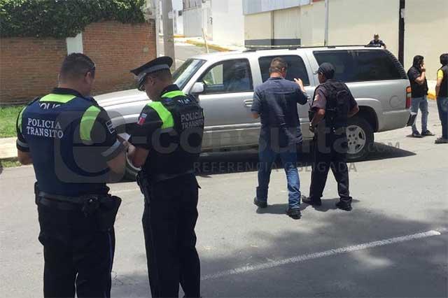 Intento de asalto desata balacera en la Belisario Domínguez