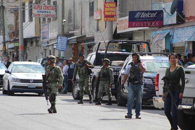 Por muerte del comandante Jesús detienen a 26 en Minerales del Sur
