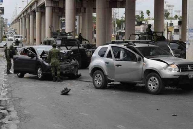 Sube a 7 el número de personas muertas en balaceras de Reynosa