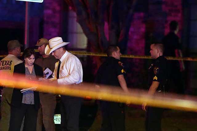 Balacera en un domicilio de Texas deja un saldo de 8 muertos