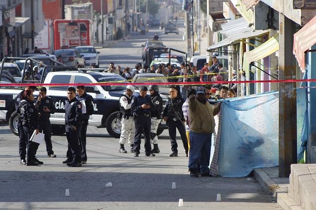Ejecución en Xochimehuacán fue ajuste de cuentas: Rivera
