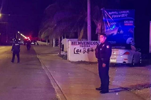 Comando irrumpe en un local de Cancún y mata a 5 personas