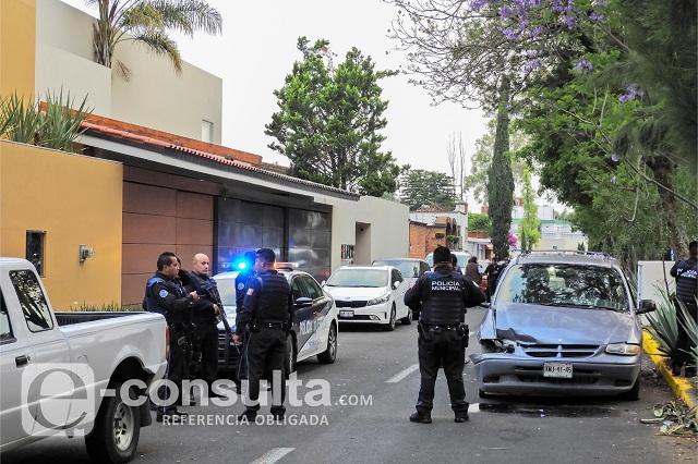 Encarcelan a detenidos tras balacera afuera de casa de RMV