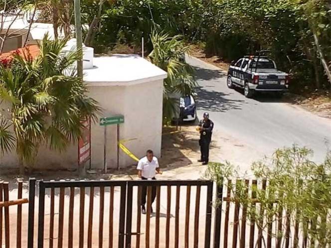 Difunden versión de balacera y levantón en Cancún