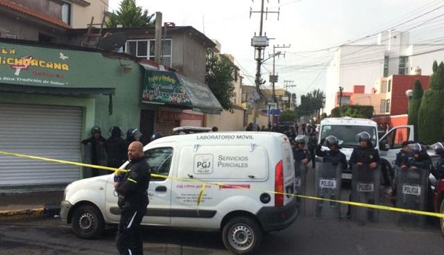 Identifican al presunto asesino de la esposa del magistrado en Coyoacán