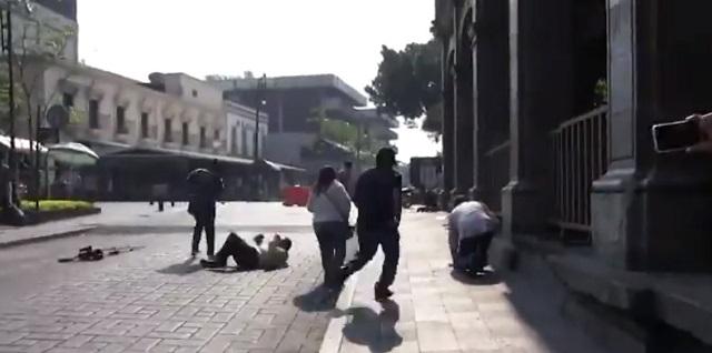 Empresario asesinado en balacera en Cuernavaca era líder de comerciantes