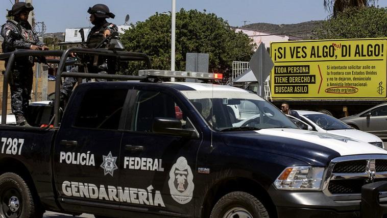 Toma de rehenes en Tijuana termina con saldo de 2 muertos