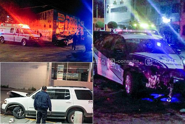 Balea a empleado de bar El Tigre y a policías en la Juárez