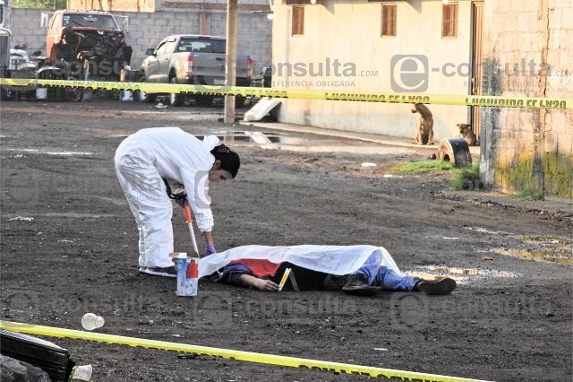Balacera en bar de la Vía Corta deja un vendedor muerto por bala perdida
